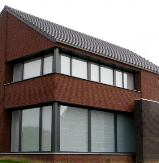 Dune architecture architecte brabant wallon nos r alisations - Maison passive renovation ...