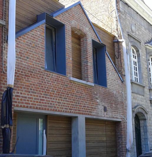 Dune Architecture Architecte Brabant Wallon Maison Passive