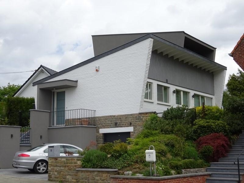 Rénovation maison moderne à Nivelles architecte brabant wallon ...