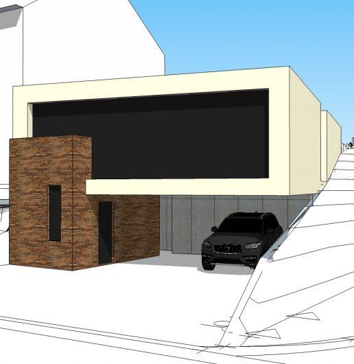 contemporain | dune Architecture architecte brabant wallon