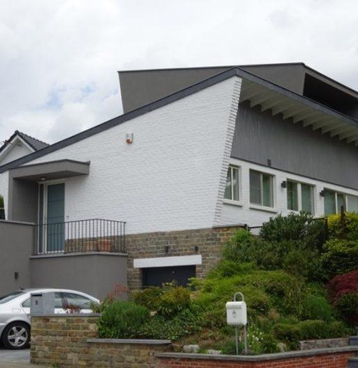 Maison passive | dune Architecture architecte brabant wallon