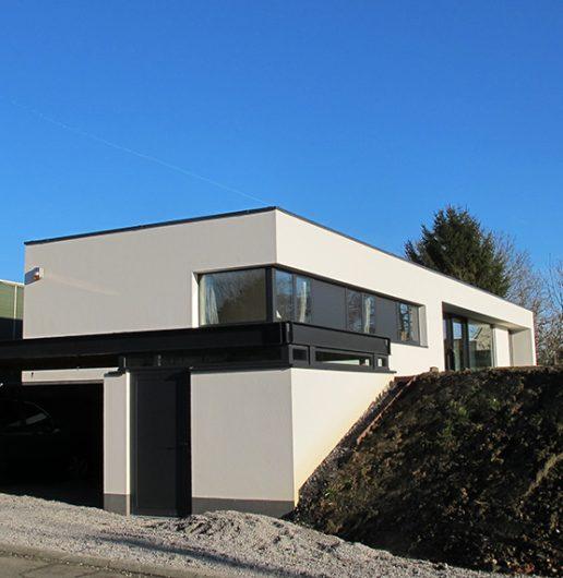 architecte maison passive brabant wallon