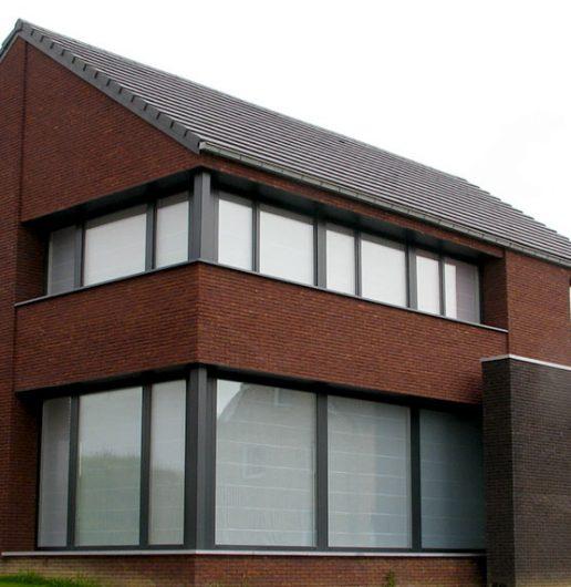 Maison Basse Nergie Architecte Brabant Wallon